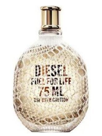 parfum diesel fuel for life femme