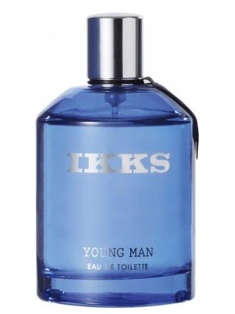 parfum ikks young man