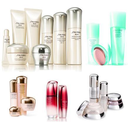 produits shiseido