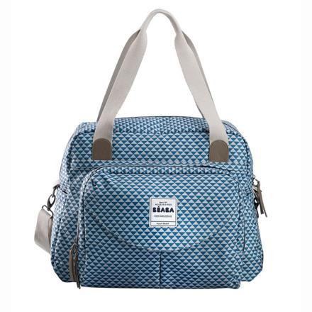 sac a langer bleu