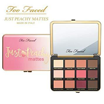 too faced just peachy