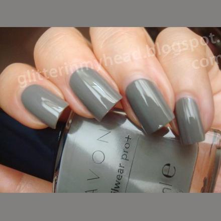vernis gris