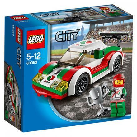 voiture de course lego