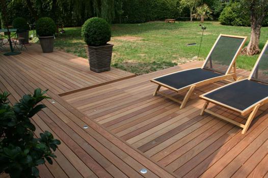 bois pour terrasse