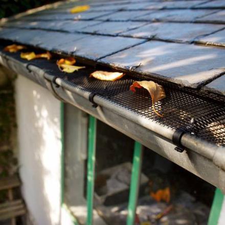 grille gouttiere