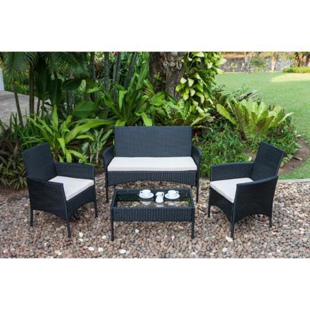 salon de jardin fauteuil